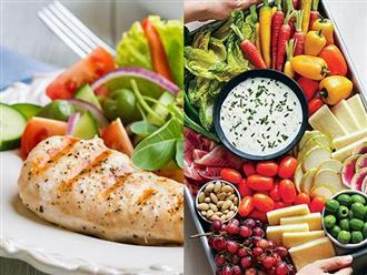 2018 rồi, muốn giảm cân hãy ăn chất lượng hơn chứ không phải ít hơn và đây là lí do
