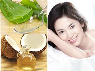 3 cách làm đẹp từ nha đam ngăn ngừa nếp nhăn, da khô cho phụ nữ U30, 40