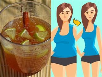 3 công thức nước uống từ chanh giúp giảm cân nhanh, an toàn và không hại dạ dày mà phụ nữ nhất định phải biết
