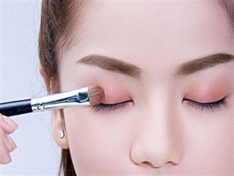 3 kỹ thuật trang điểm mắt cơ bản mọi cô gái nên biết