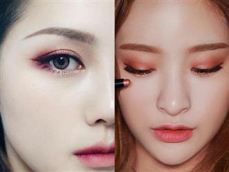 """3 mẹo trang điểm giúp mắt long lanh """"chuẩn"""" sao Hàn!"""