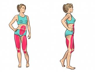 Chỉ cần dành ra 3 phút trước khi ngủ để thực hiện bài tập đơn giản này, kích thước đùi, bắp chân sẽ được thu nhỏ cực nhanh