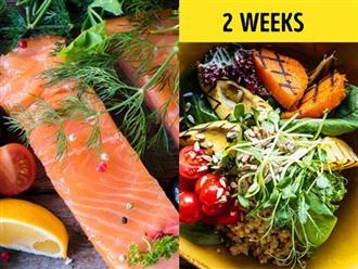 4 chế độ ăn uống có thể giúp bạn giảm cân trong vòng 1 tháng