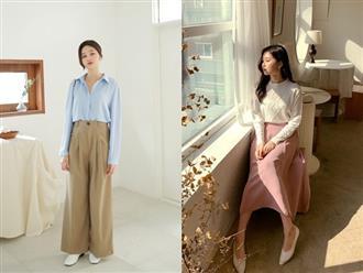 4 kiểu mặc khắc phục tật chân cong giống Yoona (SNSD)