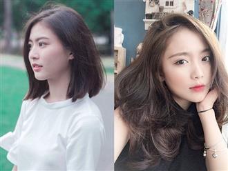 Cô nàng mặt tròn muốn thay đổi phong cách, hãy tham khảo 4 kiểu tóc thời thượng này