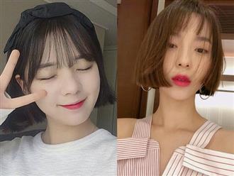 4 kiểu tóc được con gái yêu thích nhất trong mùa nóng bức