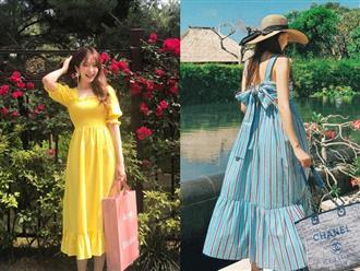 """4 kiểu váy liền nhìn """"cưng"""" hết nấc này thật đúng là sinh ra để dành cho mùa hè!"""