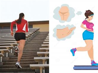 Để giảm mỡ bụng nên đi nhanh hay đi chậm?