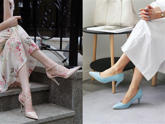 """4 mẫu giày cao gót được Công nương Diana """"lăng xê"""" từ 20 năm trước, đến nay vẫn hot bất chấp mọi thời đại"""