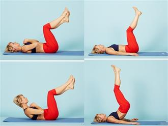 5 bài tập cường độ cao không chỉ giảm cân mà còn giúp cơ thể săn chắc, lộ rõ đường cong quyến rũ