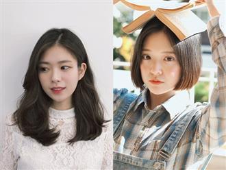 3 kiểu tóc sinh ra dành cho cô nàng mặt tròn, cứ cắt là cằm trở nên thon gọn, trẻ ra cả chục tuổi ngay