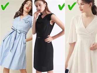 5 kiểu váy mà nhiều chị em cứ tưởng sẽ khiến mình mảnh mai hơn, nhưng sự thật hóa ra ngược lại hoàn toàn