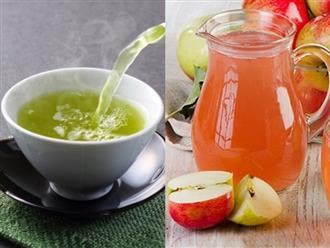 5 loại thức uống giúp trẻ hóa làn da cực kỳ hiệu quả