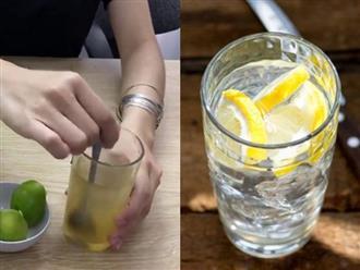 5 lý do chứng tỏ nước chanh mật ong là TIÊN DƯỢC trời ban, cứ uống 1 cốc mỗi ngày từ gái xấu cũng biến thành gái xinh, chàng nhìn phát nào là yêu phát đó