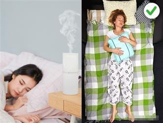 Tối nào cũng làm 5 điều này trước khi ngủ, làn da sẽ luôn mềm mịn, trắng hồng và tươi trẻ mỗi khi thức giấc