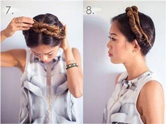 6 cách làm tóc xoăn nhẹ ở đuôi tại nhà giúp chị em tiếp kiệm khối tiền ra tiệm!