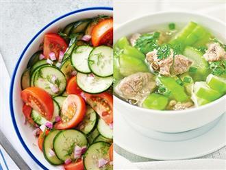 6 gợi ý bữa tối giảm cân cho chị em mà cả nhà có thể cùng ăn