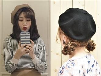 6 kiểu tóc đẹp kết hợp với mũ nồi hot trend của mùa đông năm nay