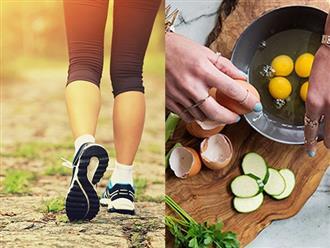 6 nguyên tắc cần nhớ để không ăn kiêng mà eo vẫn thon