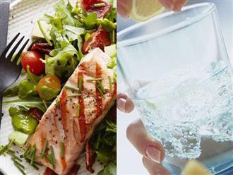 6 quy tắc ăn uống giúp bạn giảm cân nhanh hơn