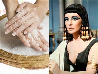 7 chiêu làm đẹp từ thời Nữ hoàng Cleopatra tới nay vẫn hữu dụng
