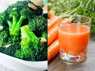 7 loại thực phẩm giúp ngăn ngừa bệnh ung thư da