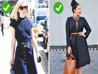 """8 bí quyết chọn trang phục giúp chị em """"tâng bốc"""" ưu điểm cơ thể để trở nên quyến rũ hơn"""