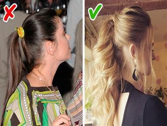 8 kiểu tóc đã lỗi thời từ lâu nhưng nhiều chị em vẫn tin dùng, khiến họ trở nên già đi trông thấy