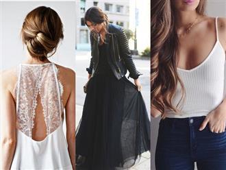 8 kiểu trang phục cực đơn giản nhưng có thể giúp chị em nâng sự quyến rũ lên một tầm cao mới