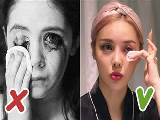 8 lỗi rửa mặt sai trầm trọng mà hầu hết phụ nữ đều vô tư mắc phải, khiến da họ xấu đi trông thấy
