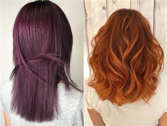 """8 màu tóc được dự đoán sẽ """"lên ngôi"""" trong năm 2019, chị em ngại gì mà không thử trước thềm năm mới"""