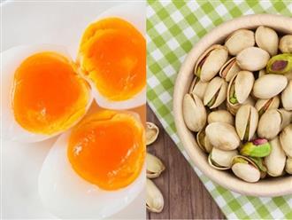 8 món ăn đêm không lo béo dành cho tín đồ trái bóng tròn