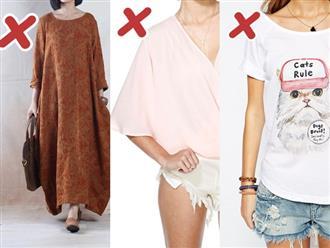 9 kiểu trang phục khiến người mặc già nua, thiếu thanh lịch mà chị em cần tống khứ ngay khỏi tủ quần áo