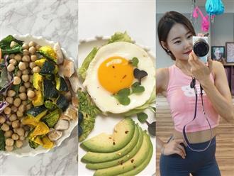 Ăn 5 bữa/ngày nhưng cô gái này vẫn có thể giảm từ 65kg xuống 49kg nhờ một chế độ ăn vô cùng khoa học