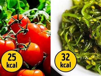 Ăn bao nhiêu cũng không bị béo, cả đời chẳng lo mập với 14 thực phẩm này