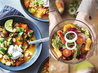 Ăn chay một ngày mỗi tuần tác động bất ngờ đến sức khỏe và cân nặng