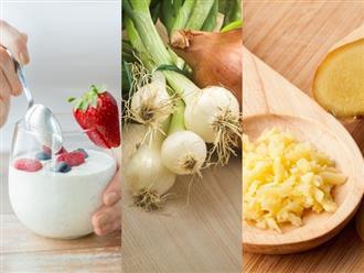 Ăn nhiều 9 loại thực phẩm là 'thánh thải độc' này, cơ thể tự động đốt cháy chất béo, bài trừ tác nhân xấu