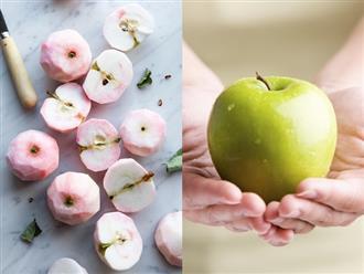 Ăn táo giảm cân nhanh chóng trong 5 ngày hiệu quả bất ngờ.