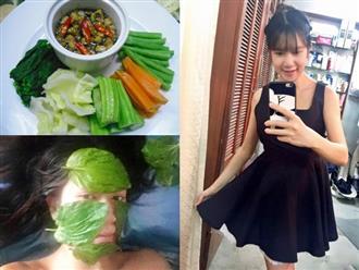Bà xã Lý Hải gây sốc với thực đơn giảm 10kg, thu nhỏ 20cm vòng eo, dưỡng da mướt mịn