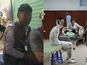 Bắc Ninh: Nam thanh niên bị bỏng toàn thân, nghi tự thiêu vì mâu thuẫn với bạn gái
