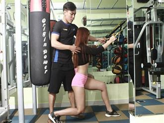 Huấn luyện viên hướng dẫn tường tận 4 bài tập gym tại nhà giúp giảm cân, đốt mỡ dành cho nữ