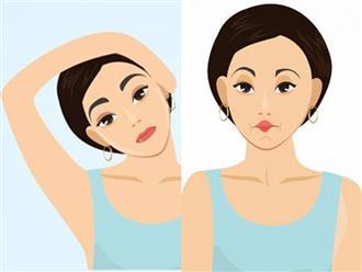 Bài tập yoga giúp phụ nữ 30 trẻ hóa khuôn mặt: Da đẹp như gái 18 sau 1 tuần