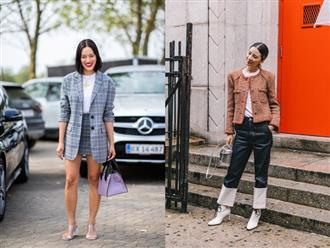 Bạn đã có 5 kiểu áo khoác sành điệu nhất này chưa?