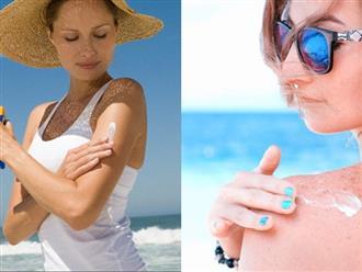 Bảo vệ da trong những ngày nắng nóng: 6 câu hỏi ai cũng phải biết để không muốn bị cháy nắng, ung thư da