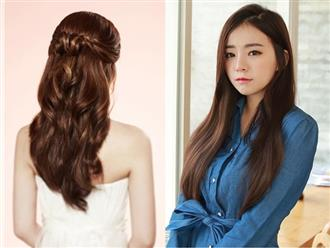 Bật mí 6 kiểu tóc đẹp dễ làm cho nàng công sở ngày đầu xuân!