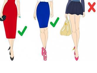 Bật mí 6 mẹo ăn mặc khiến bạn dù đã trên 30 mà vẫn trẻ như gái 20
