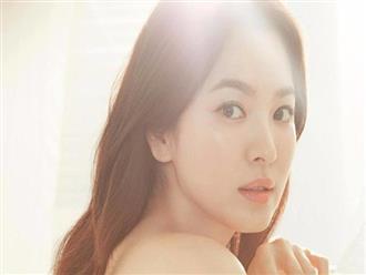 Bật mí bí quyết gìn giữ vẻ đẹp không tuổi của Song Hye Kyo