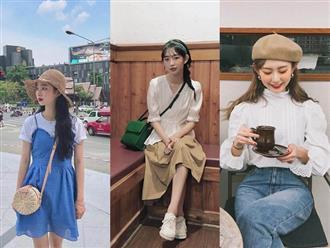 """Bị chê mặt xấu, vóc dáng """"phẳng lỳ"""", cô gái Hàn quyết tâm thay đổi với 2 món đồ này!"""