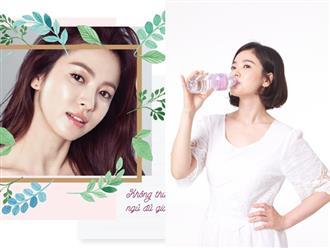 Bí kíp sở hữu mặt mộc vạn người mê như Song Hye Kyo