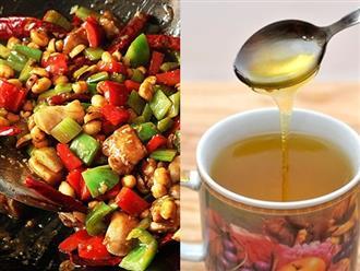 Bí kíp thần sầu giúp bạn ăn uống thả ga suốt 3 ngày Tết mà không sợ tăng/sụt cân, không nổi mụn, da lại láng mịn